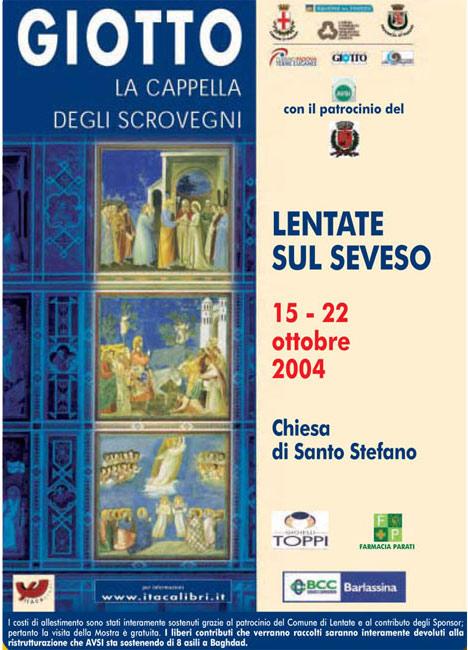2004 SCOVEGNI, Giotto