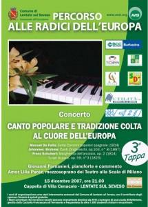 2007 Concerto