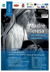 Mostra Madre Teresa Lentate