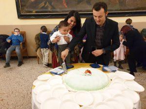Battesimo Matias - rinfresco